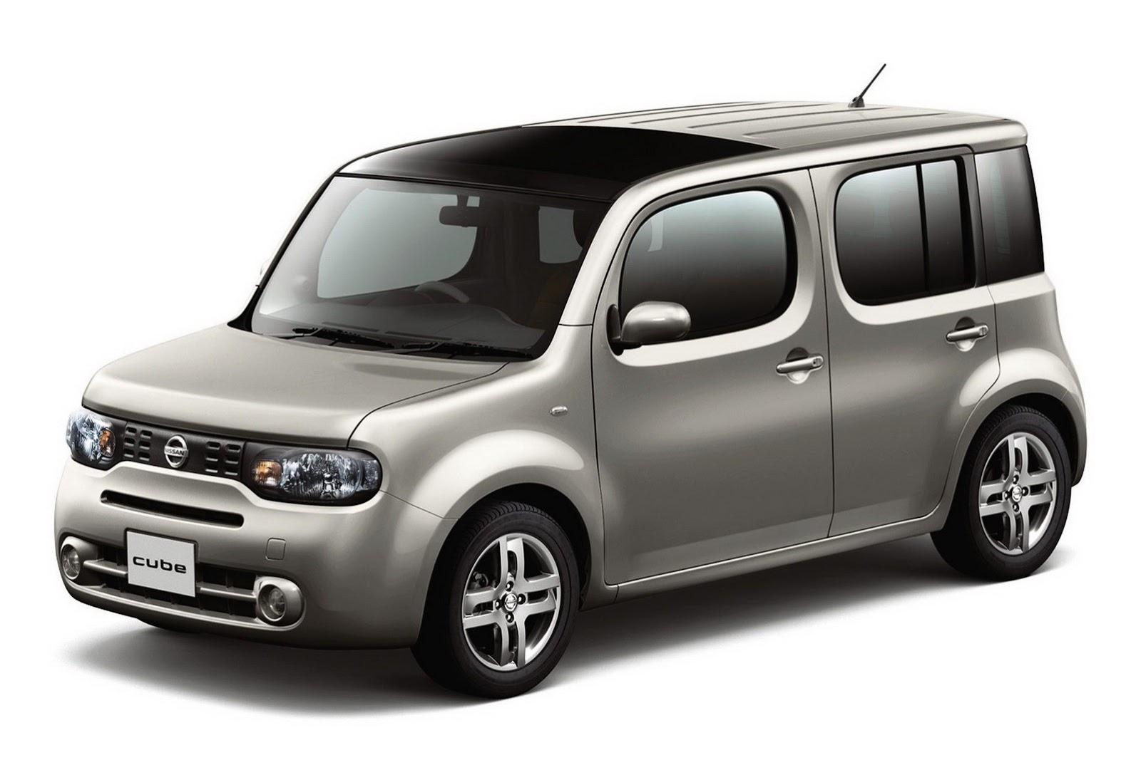 Nissan Cube โฉมปี 2013